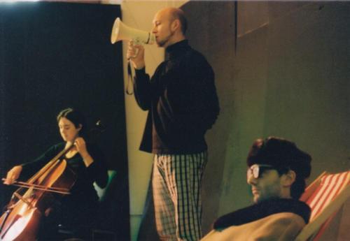 Der Weltensegler Live Performance_1999